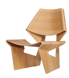 Grete Jalk Plywood Chair