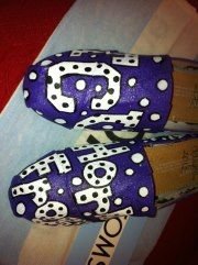 TCU Toms by Karen Laughlin