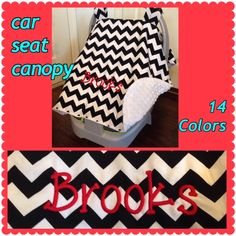 A personal favorite from my Etsy shop https://www.etsy.com/listing/244253273/baby-infant-carrier-canopy-car-seat