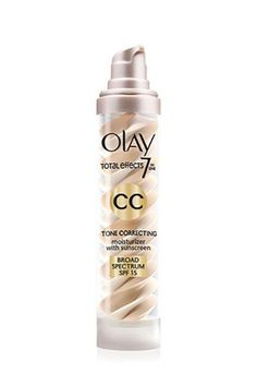 6 Drugstore CC Creams That Will Transform Your Skin - Good Housekeeping Olay Total Effects Tone Correcting CC Cream SPF 15 Cream For Dry Skin, Skin Cream, Best Cc Cream, Dry Skin Remedies, Homemade Skin Care, Tinted Moisturizer, Combination Skin, Skin Treatments, Skin Care Tips