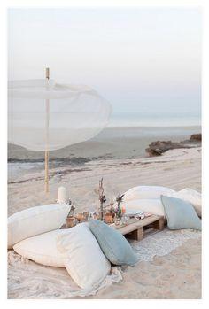 Dinner on the beach?