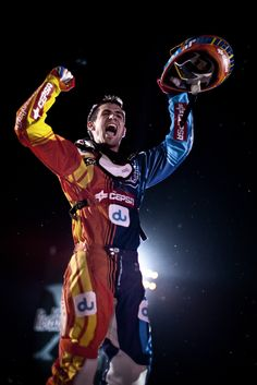 Danny Torres wins 1st stage of Red Bull X Fighters 2011