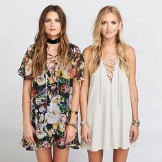 Lace it up in new Show Me Your Mumu!