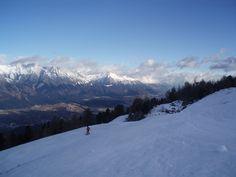 Foto Claudia Costa. Igls, Patscherkpfel - área de esqui, Insbruck, Austria.