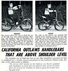 Rebel bike rider!