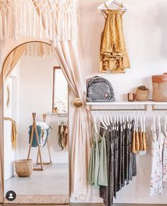 Sharing with you my interview with Evan Roberts, the master mind behind Salt x Steel Design Clothing Boutique Interior, Clothing Store Design, Boutique Interior Design, Boutique Decor, A Boutique, Fashion Store Design, Clothing Racks, Boutique Ideas, Baby Store Display