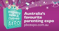 Free tickets to Australia's Pregnancy, Baby & Children's Expo in Sydney