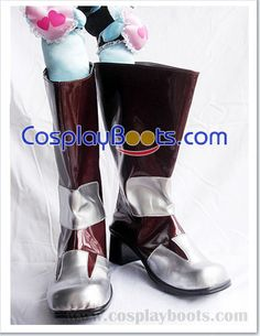 Chrono Crusade Rosette Christopher Cosplay Boots