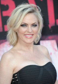 Elaine Hendrix attends the Bad Moms Film Premiere, at Regency Village & Bruin Theatres in Westwood in Los Angeles