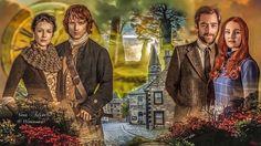 Outlander Love & Art