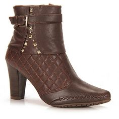 Ankle Boots Ramarim 14-15104 - Marrom