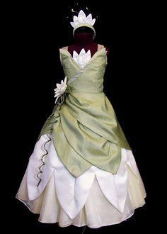Flower Girl Dress Disfraces Princesas Disney 19e67501b9d6