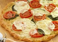 Checkout this recipe for Gluten Free All Purpose Pizza Crust I found on BobsRedMill.com