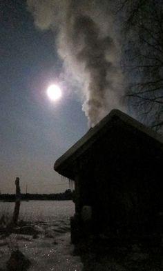 Savusauna, Lamu, Finland (smoked sauna)