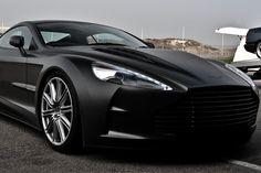 I think i have a thing for Astin's ->Matte Black Aston Martin supreme