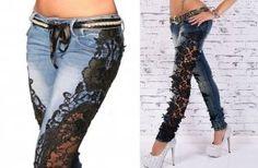 Harem Pants, Skinny Jeans, Twitter, Fashion, Templates, Lace, Moda, Harem Trousers, Fashion Styles