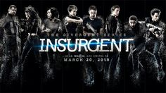 Poster Image Starring: Shailene Woodley, Ansel Elgort, Theo James Directed by: Robert Schwentke Distributed by: Red Wagon Entertainment, Mandeville Films. Release Date: March 20 Insurgent Trailer was last modified: February 2016 by Kaarle Aaron Divergent Insurgent Allegiant, Divergent Series, Shailene Woodley, 2015 Movies, Top Movies, Theo James, Tris And Four, March 20th, February