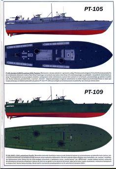 PT-105   PT-109