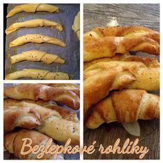 Nabízíme velký výběr bezlepkových potravin. Najdete u nás bezlepkové mouky různých druhů, pečivo, strouhanky, bezlepkové směsi na pečení a přípravu pokrmů, bezlepkové těstoviny a spoustu dalšího. Hot Dog Buns, Hot Dogs, Gluten Free, Bread, Cooking, Food, Glutenfree, Kitchen, Sin Gluten