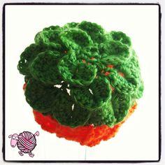 Halloween baby? Hook up a Crocodile stitch beanie. http://www.ravelry.com/patterns/library/crocodile-pumpkin-beanie