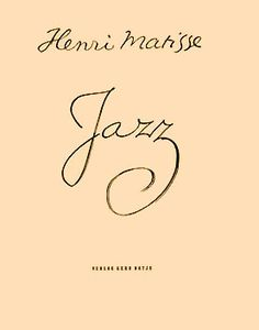 Matisse, title page for 'Jazz', 1947