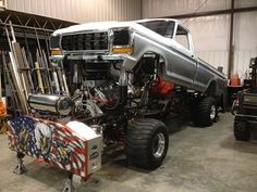 Bound For Glory pulling truck 1979 Ford Truck, Ford 4x4, Ford Pickup Trucks, Lifted Ford, 4x4 Trucks, Diesel Trucks, Lifted Trucks, Cool Trucks, Truck And Tractor Pull
