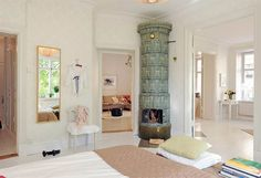 Shabby Chic Bedroom Decorating Ideas Excellent Shabby Chic LOVE this fireplace idea!