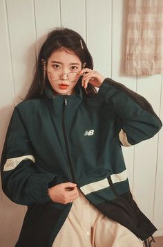 Best 12 I'm so straight – Page 506514289340137775 Iu Fashion, Look Fashion, Korean Fashion, Korean Outfits, Trendy Outfits, Cool Outfits, Cute Korean, Korean Girl, Korean Photo