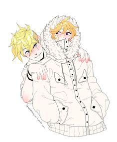 Kenny x Butter ~ boyfriends