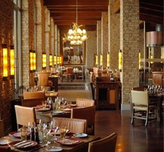 A completed Argentinean restaurant @ The Palace, Dubai
