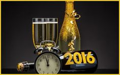 2016 New Years Eve at DJ's Lounge in Farwell