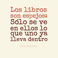 ¡Los libros! :) :) :) #Yoleomás .