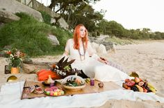 Today we have a shoot to inspire the bohemian bride that isn't afraid of a bit of color! We love the way photographer Eulanda Shead blended the chic simplicity of with bold styling and. Bohemian Bride, The Chic, Bridal Style, Wedding Dresses, Photography, Inspiration, Bordeaux, Moroccan, Beauty