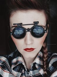 Bike sunglasses!