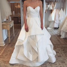 Blush by Hayley Paige Style 1602