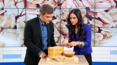Cellulite-Fighting Detox Foods: Dr. Oz and Hollywood nutritionist Kimberly Snyder tackle one of your biggest body complaints: cellulite. Learn why food is a powerful tool against cellulite and what you should be eating to minimize its appearance.