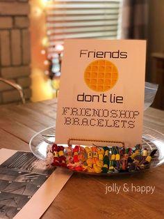 Stranger Things Birthday Party - Jolly & Happy
