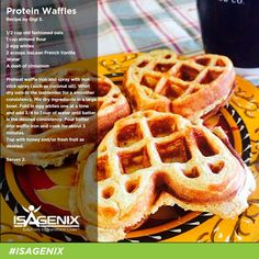 #protein #waffle recipe