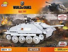 Hetzer. Niemieckie działo pancerne z okresu II wojny światowej. Zostało zbudowane na podwoziu czołgu PzKpfw 38(t). Cechuje się bardzo dobrym pancerzem, mobilnością oraz znakomitą skutecznością. Za jego sterami zasiada żołnierz mający do dyspozycji pistolet maszynowy MP40 oraz lornetkę.
