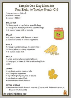 Now that your baby is eating solid foods, planning meals can be more challenging… – baby feeding Bloğ Baby First Foods, Baby Finger Foods, Toddler Meals, Kids Meals, Baby Meals, Toddler Food, Baby Snacks, Toddler Recipes, Baby Meal Plan