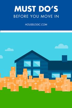 Before You Move In: A Checklist to Save Hassles Later Buying First Home, Home Buying Tips, Home Buying Process, First Time Home Buyers, Moving Day, Moving Tips, Moving House, Home Renovation, Moving Checklist