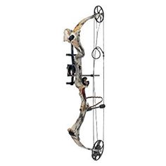 Amazon.com : Parker Eagle Bow Outfitter Package with Whisker Biscuit : Compound Archery Bows : Sports & Outdoors