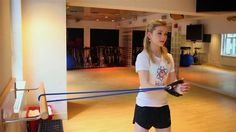 Gracie Gold's 3 workout moves for core strength