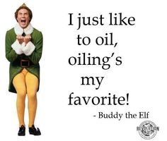Oiling's my favorite! #essentialoils