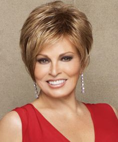 short hairstyles for older women pics