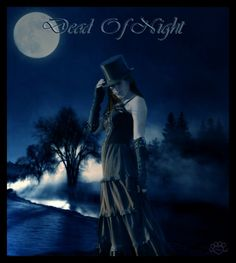 Dead Of Night by Sean & Ashlie Nelson @ silentfuneral.deviantart.com & devildoll.deviantart.com