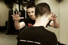The Fundamentals of Krav Maga - Fighting Stance and Self Defense Tactics...