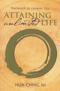 Teachings of Chuang Tzu; Attaining Unlimited Life (Wisdom of Three Masters) by Hua-Ching Ni. Save 25 Off!. $14.96. Series - Wisdom of Three Masters (Book 1). Publisher: Sevenstar Communications (July 6, 2009). Publication: July 6, 2009
