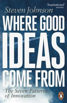 Where Good Ideas Come From: The Seven Patterns of Innovation by Steven Johnson http://www.amazon.co.uk/dp/0141033401/ref=cm_sw_r_pi_dp_pbzZwb0Z1F3PM