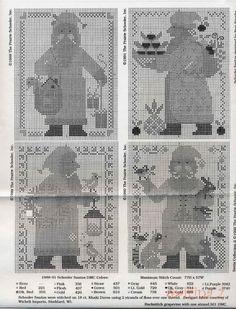 Designer Series 1988-91 • 2/2 Charts x 4